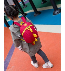 Kids Children Girl Casual Outing Cute Animal Monster Student Backpack