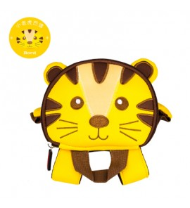 Kids Children Boy Casual Outing Cool Korean Animal Tiger Students Backpack