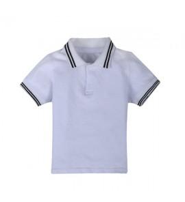 Kids Children Boy Short-Sleeved T-shirt Summer Cotton Polo Shirt