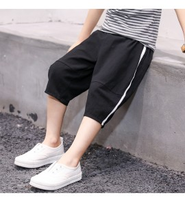 Kids Children Boy Summer Shorts Casual Tide Wear Thin Pants