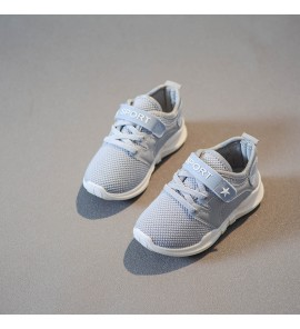 Kids Children Girl Korean Sports Spring Autumn Breathable Casual Shoes