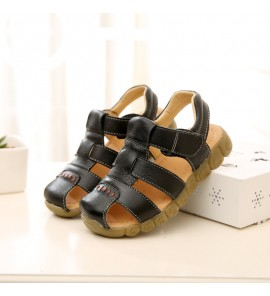 Kids Children Boy Summer Tendon Bottom Breathable Soft Sandals Shoes