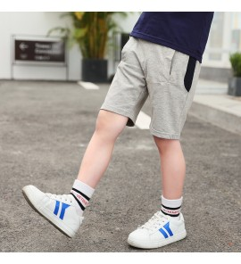 Kids Children Boy Summer Sports Shorts Thin Wear Pants