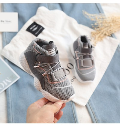 Kids Children Boy Korean Harajuku Style Sports Big Casual Shoes