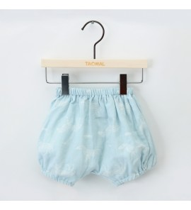 Baby Newborn Summer Thin Infant Butt Lantern Bread Pants Bottom