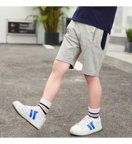 Kids Children Boy Korean Summer Sports Wear Pants