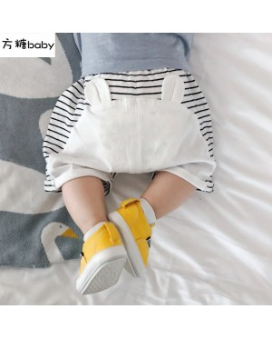 Baby Shorts Summer  Wear Boy Infant Toddler Bread Pants Baby Clothing Bottoms