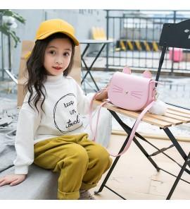 Kids Bag Girls Bag Princess Fashion  Mini Messenger Handbag Cute Kids Bag