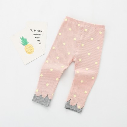 Baby Bottom Girl Boy Leggings Trousers Children Pants Wear Baby Clothing Bottoms