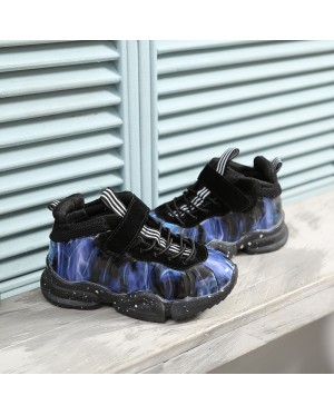 Kids Boys Shoes Spring Childrens Korean Version of Breathable Sports Child Shoes