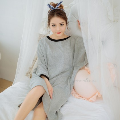 Women Maternity Sleepwear Pajamas Night Wears Loose Comfortable Sexy Cute Outfit