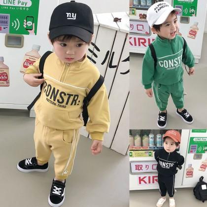 Kids Boys Sets Children Pants Summer Trousers Two Piece Suit Sportswear Clothes