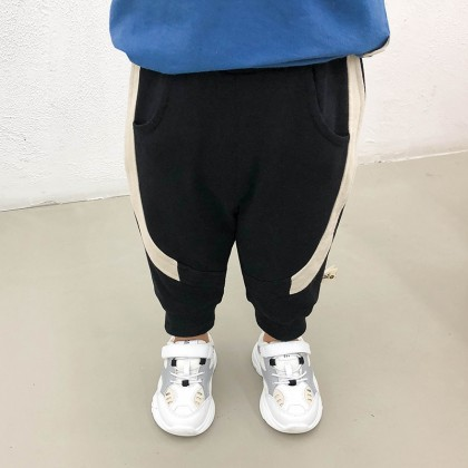 Kids Boys Bottoms Children  Trousers Summer Casual Pants Male Sportswear Fashion