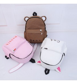 Kids Girls Bag Primary School Travel Leisure Children's Primary Backpack Student