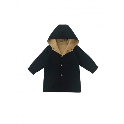Kids Boys Clothing Tops Children's  Wear New Korean Hooded Summer Cotton Jackets