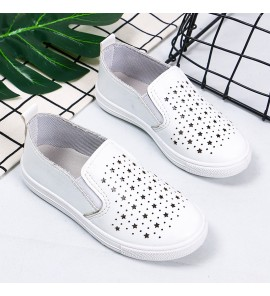 Kids Girls Shoes Female Summer Fashion Soft Sole Children's Breathable Sneakers
