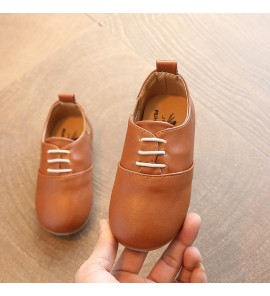 Kids Boys Shoes Rubber Casual Male Children  Korean Style Fashion Elegant Flats