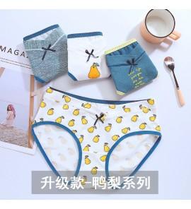 Women Maternity Underwears Soft Cotton Comfortable Summer Low Waist Postpartum