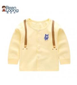 Baby Clothing Tops Long Sleeve Children Cotton Cardigan Soft Comfortable Newborn