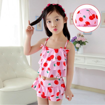 Baby Clothing Swimwear Girl Spit Baby Cute Summer Swimsuit Beach Summer Outfits