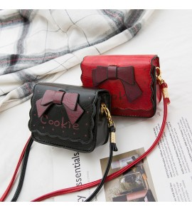 Kids Girls Bags Mini Casual Leather Glitters Princess Sling Shoulder Messengers