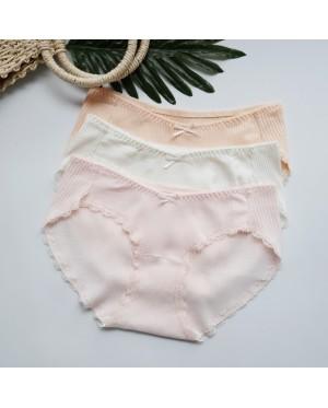 Women Maternity Underwear Pregnancy Female Underwear Cotton Low Stomach Lift