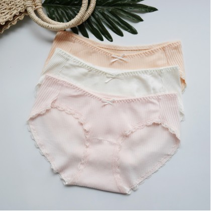 Women Maternity Underwear Pregnancy Female Underwear Cotton Low Stomach Lift