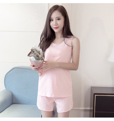Women Maternity Sleepwear Summer Cotton Pregnancy Postpartum Pajamas Night Wear