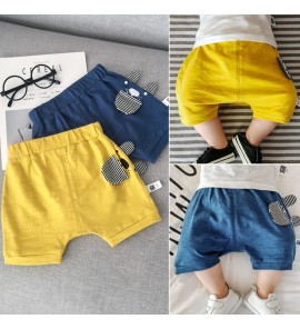 Baby Clothing Bottoms Infants Short Pants Cotton Newborn Wear Outfits