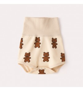 Baby Clothing Bottoms Cute Comfy High Waist Shorts Newborn Thin Section Pants
