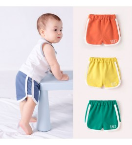 Baby Clothing Bottoms Cotton Newborn Short Pants Summer Tide Sports Cute Outwear