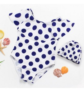 Baby Clothing Swimwear Summer Girl Nylon Anti Leak Beach Attire Tide New Outfits