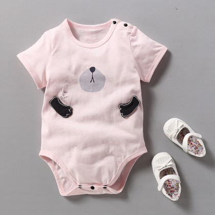 Baby Clothing Dress Set Cotton Jumpsuit Summer Spring Wear Comfortable Outfits