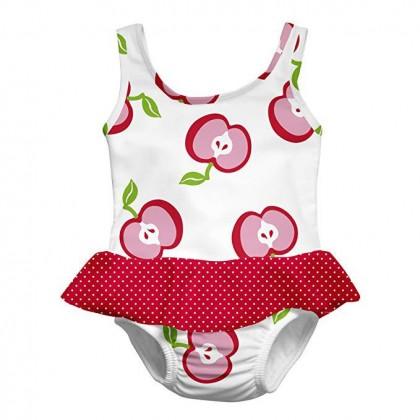 Baby Clothing Swimwear Newborn Anti Leak Proof Swimming Attire Floral Girl Wear
