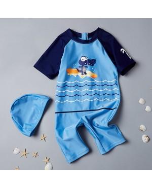 Baby Clothing Swimwear Swimming Jumpsuit  Siamese Swimsuit Summer Beach Attire