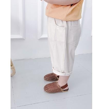 Kids Clothing Boys Bottoms Denim Pants Children's Cotton Summer Trousers Outwear