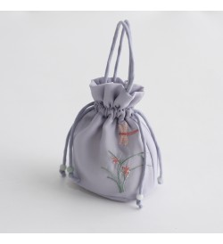 Kids Bags Girls Sling Small Ancient Cotton Purse Female Satchel Chinese Style