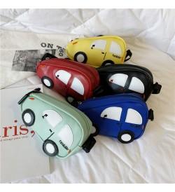 Kids Bags Boys Sling Chain Car Style Mini Messenger Shoulder Children's Cute Bag