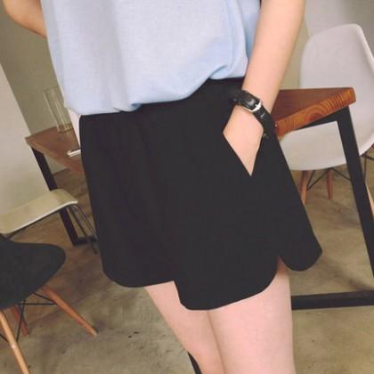 Maternity Clothing Shorts Soft Cotton Summer  Clothes Pregnant Women Postpartum