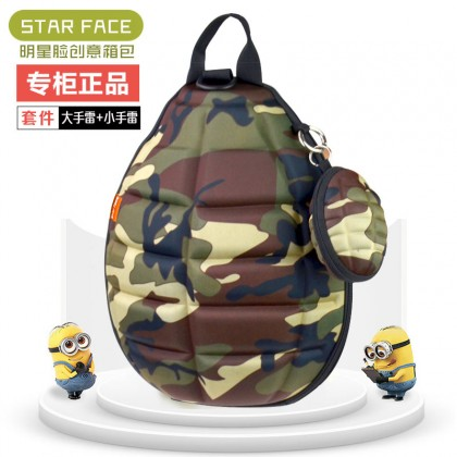 Kids Bags Boys Children's Mini Cute School Kindergarten Anti Lost Bags