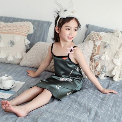Kids Clothing Girls Sleepwear Children's Soft Cotton Set Comfortable Night Wear
