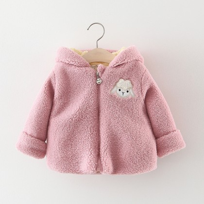 Baby Clothing Winter Wear Thick Clothes Newborn Cotton Jacket