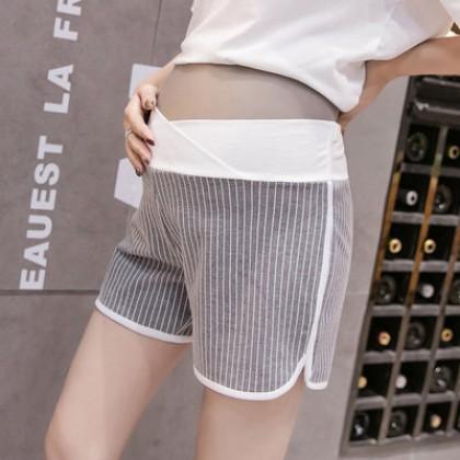 Maternity Clothing Fashion Casual Three-point Safety Shorts