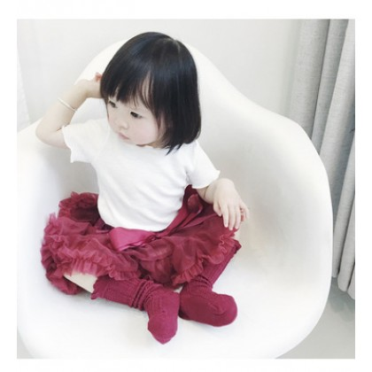 Baby Clothing Baby Doll Collar Summer Shirt