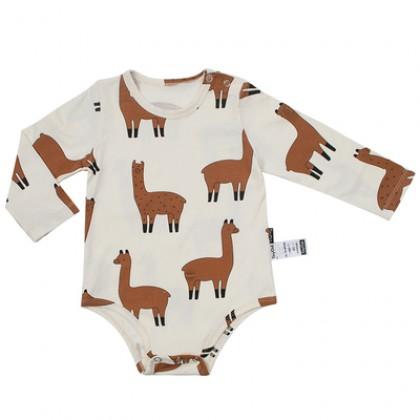 Baby Clothing Cotton Long Sleeve Harness Newborn Bodysuit Pajamas