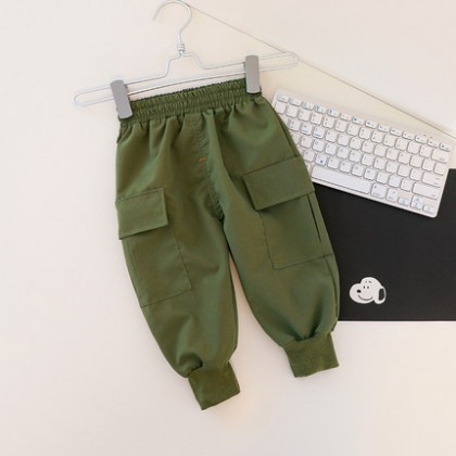 Kids Clothing Boys Travel Fashion Casual Trousers