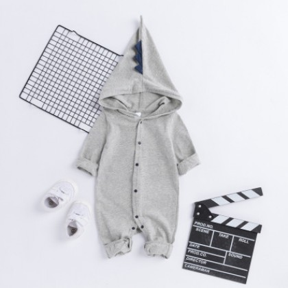 Baby Clothing Hooded Newborn Jumpsuits