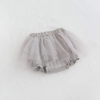 Baby Clothing Cute Mesh Beach Short Skirt