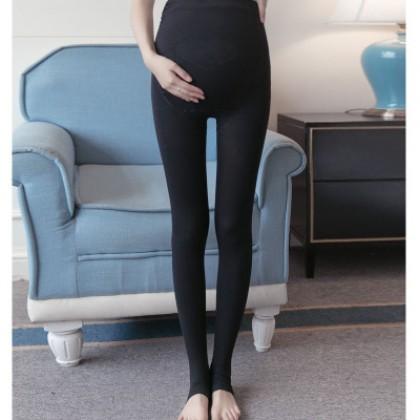 Women Basic Classic Leggings Long Pregnancy Maternity Pants