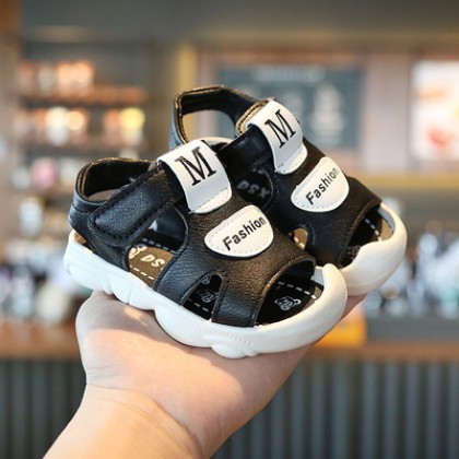 Kids Breathable Korean Style Hollow Shoes